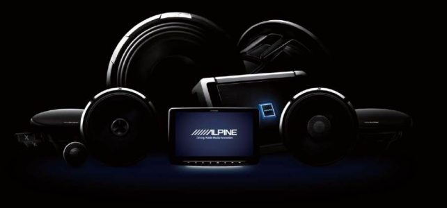 Alpine 2018 Products view